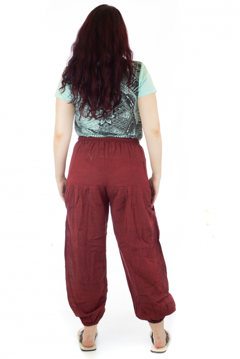 Pantaloni lejeri - Rosii 2