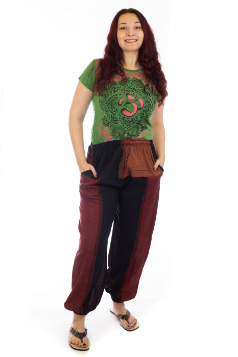 Pantaloni lejeri - model 8 0
