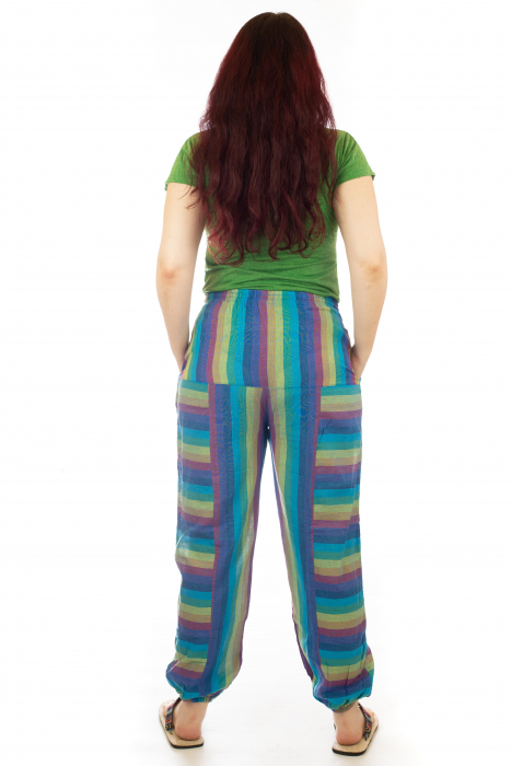 Pantaloni lejeri - Rainbow model 2 2