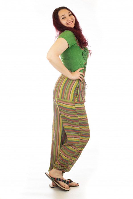 Pantaloni lejeri - Rainbow model 3 1