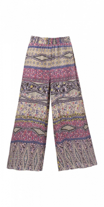 Pantaloni lejeri si vaporosi de vara - PA16291 3