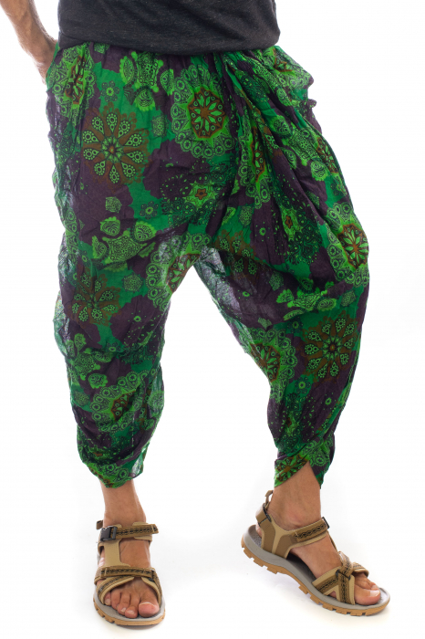 Pantaloni lungi cu patch - Model 8 4