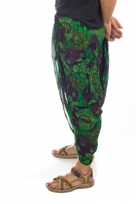 Pantaloni lungi cu patch - Model 8 2