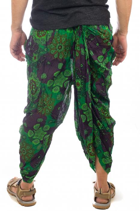 Pantaloni lungi cu patch - Model 8 3