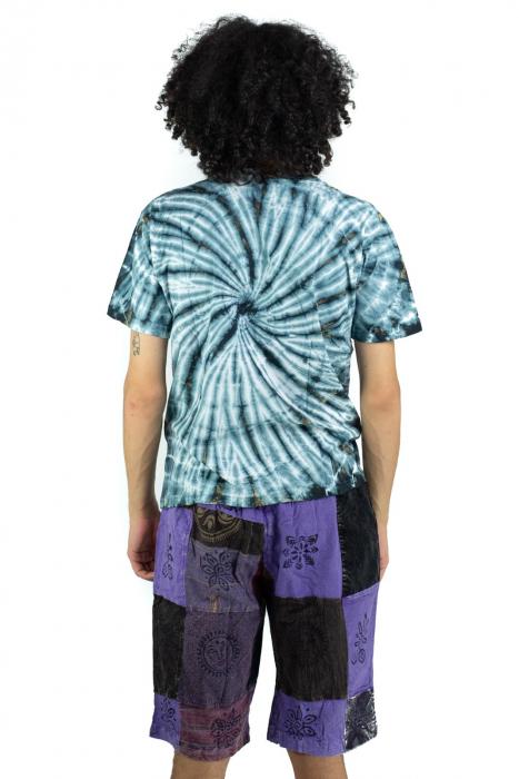 Pantaloni scurti cu patch - Model 8 [2]