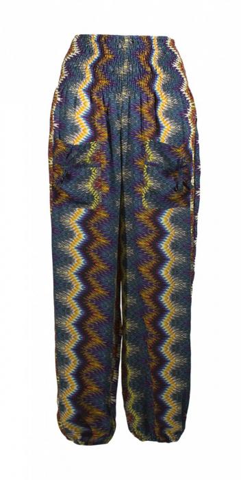 Pantaloni subtiri de vara - Zig Zag PA14405 0
