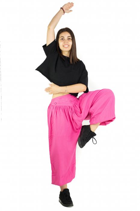 Pantaloni subtiri - Pink Princess - PA10447 [3]