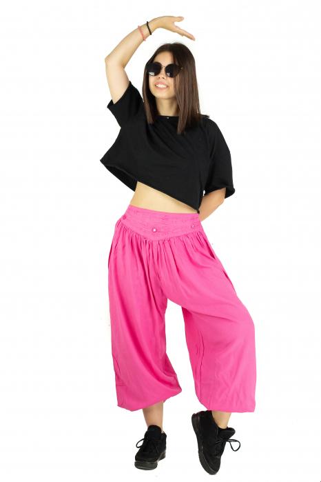 Pantaloni subtiri - Pink Princess - PA10447 [4]