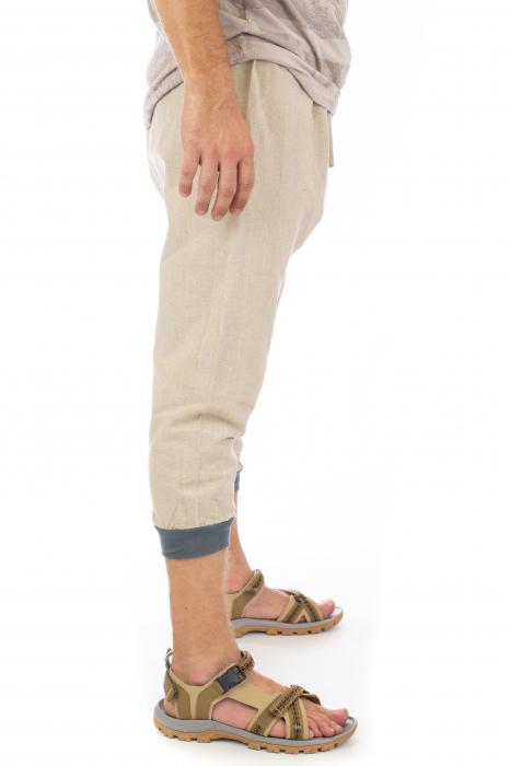 Pantaloni tip salvari trei sferturi - Model 2 1