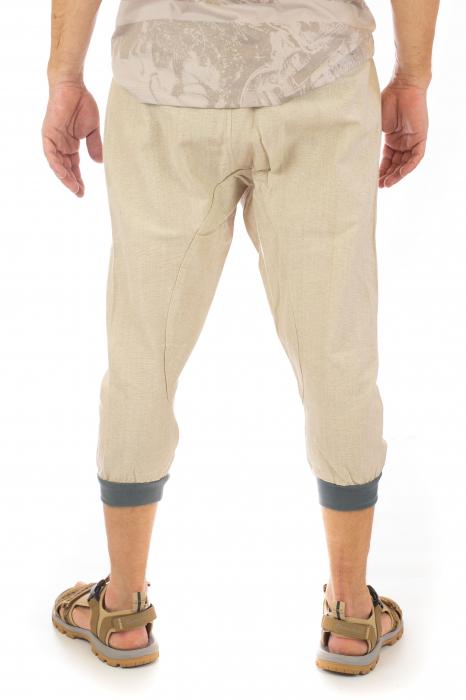 Pantaloni tip salvari trei sferturi - Model 2 3