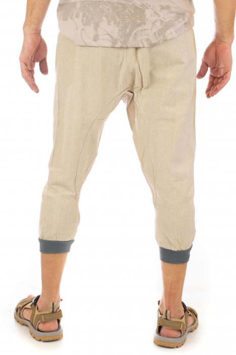 Pantaloni tip salvari trei sferturi - Model 2 2