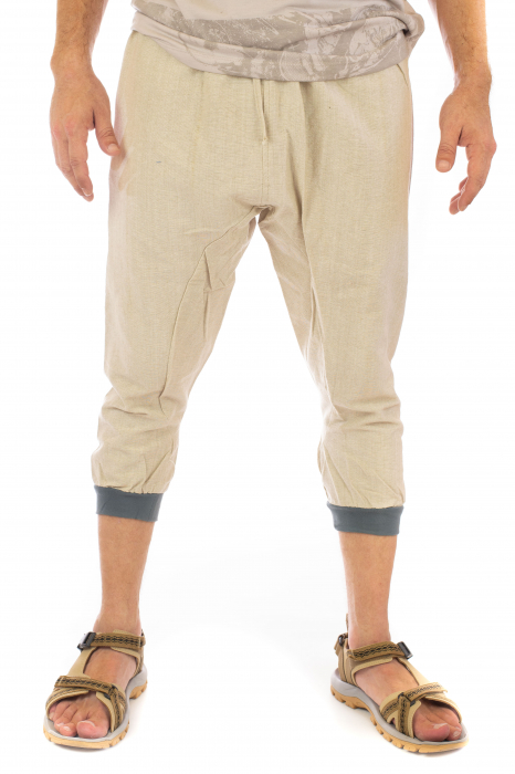 Pantaloni tip salvari trei sferturi - Model 2 0