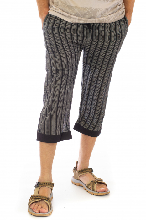 Pantaloni tip salvari trei sferturi - Model 3 [0]
