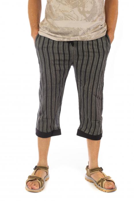 Pantaloni tip salvari trei sferturi - Model 3 [2]