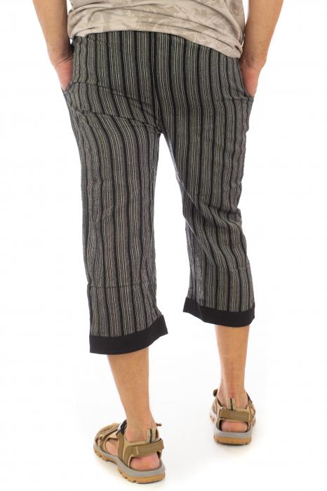 Pantaloni tip salvari trei sferturi - Model 3 [3]