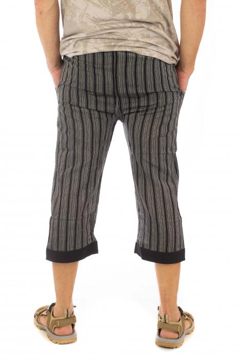 Pantaloni tip salvari trei sferturi - Model 3 [4]