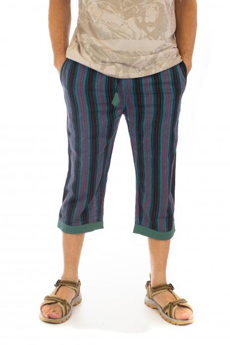 Pantaloni tip salvari trei sferturi - Model 4 0