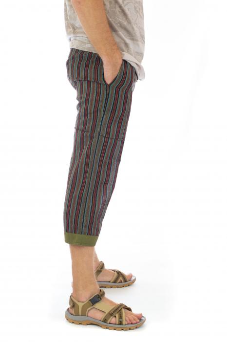 Pantaloni tip salvari trei sferturi - Model 5 1
