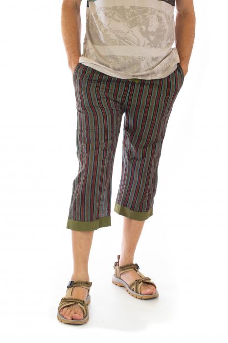 Pantaloni tip salvari trei sferturi - Model 5 0