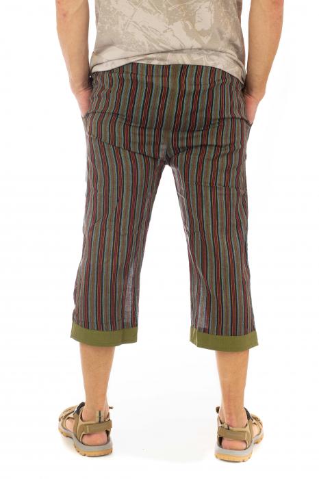 Pantaloni tip salvari trei sferturi - Model 5 2