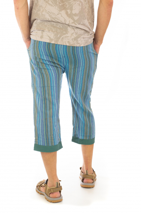 Pantaloni tip salvari trei sferturi - Model 6 1