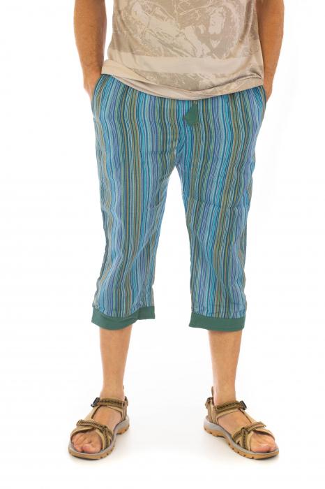 Pantaloni tip salvari trei sferturi - Model 6 0