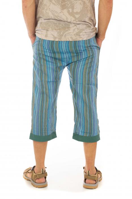 Pantaloni tip salvari trei sferturi - Model 6 4