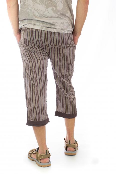 Pantaloni tip salvari trei sferturi - Model 7 2