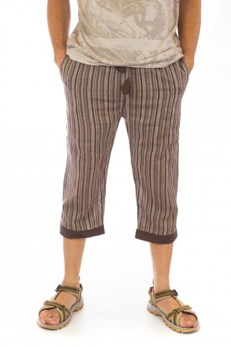Pantaloni tip salvari trei sferturi - Model 7 0