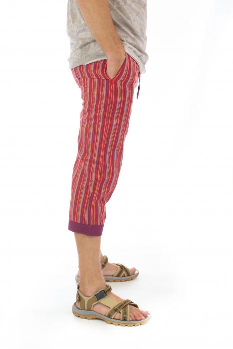 Pantaloni tip salvari trei sferturi - Model 9 2