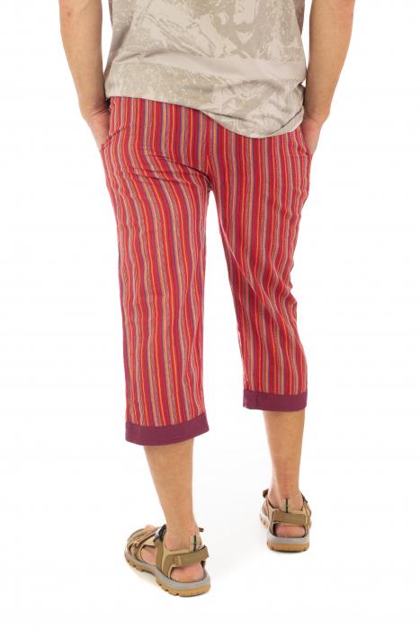 Pantaloni tip salvari trei sferturi - Model 9 4
