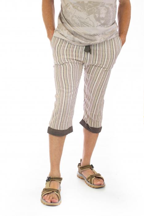 Pantaloni tip salvari trei sferturi - Model 10 1