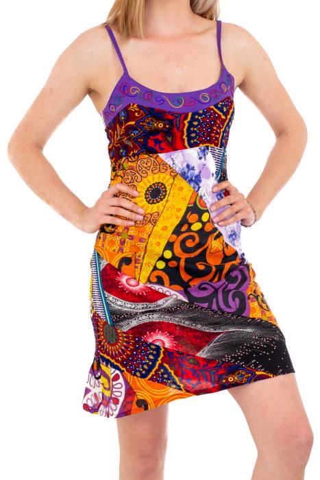 Rochie de vara - Multicolora [0]