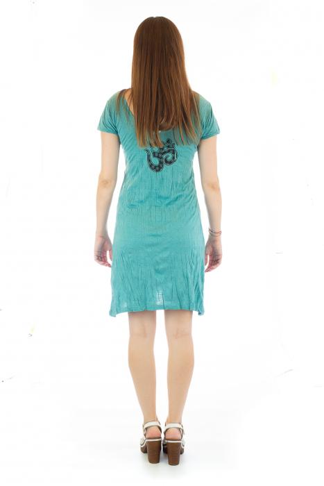Rochie de vara cu print - Dreamcather 5 4