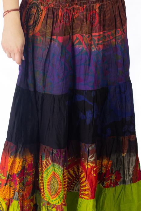Rochie multicolora - Summer mix HI2897 2