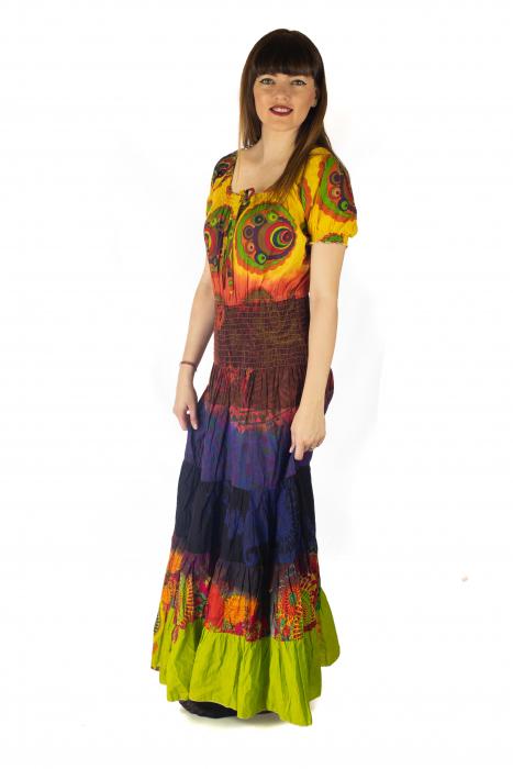 Rochie multicolora - Summer mix HI2897 3