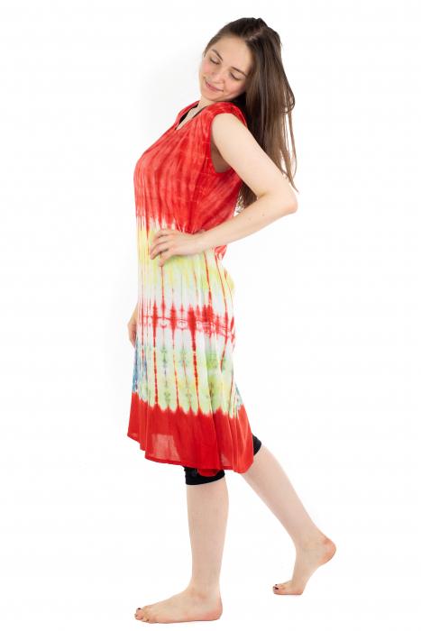 Rochie Tie-Dye din rayon - Rosie [2]