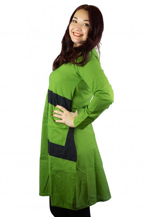 Rochie Boho - Verde 0