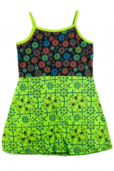 Rohie pentru copii - Negru cu verde [0]