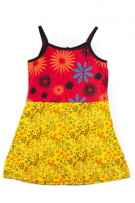 Rohie pentru copii - Rosu cu galben [1]