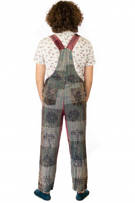Salopeta tip pantaloni model 1 - Visiniu [1]