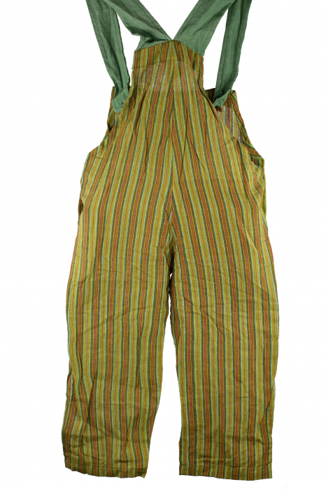 Salopeta colorata de copii - Tigru M14 1