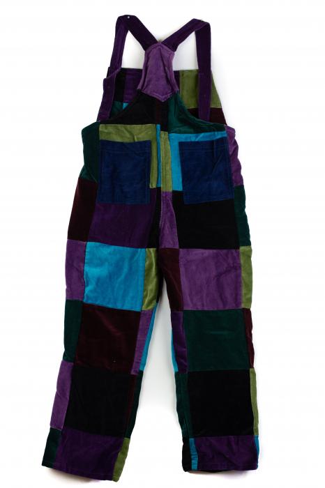 Salopeta de copii - Multicolor - Model 3 1