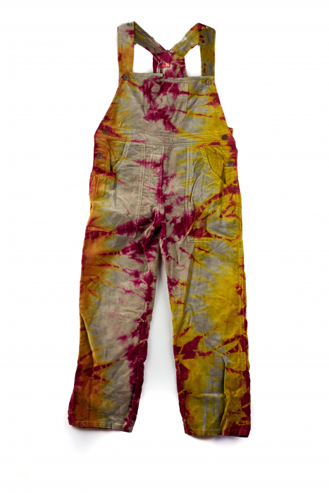 Salopeta de copii - Tie Dye - Model 15 0