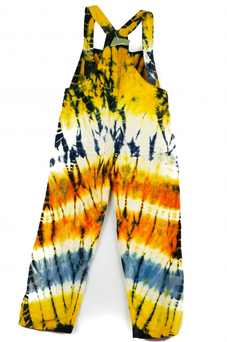 Salopeta de copii - Tie Dye - Model 16 1