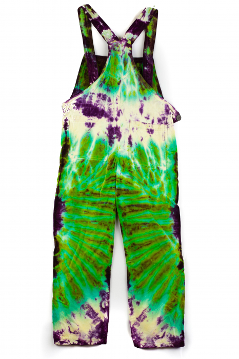 Salopeta de copii - Tie Dye - Model 19 1