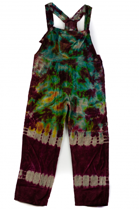 Salopeta de copii - Tie Dye - Model 21 [0]