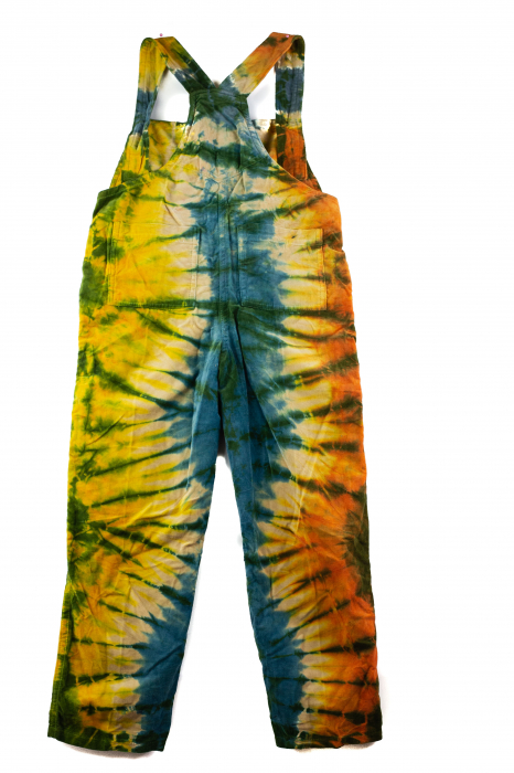 Salopeta de copii - Tie Dye - Model 39 1