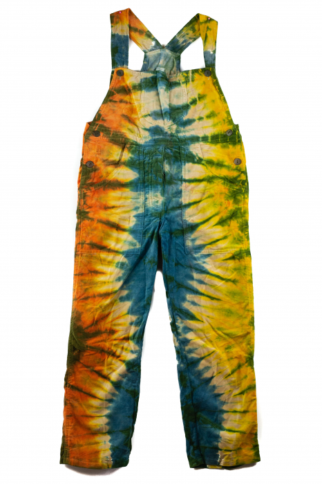 Salopeta de copii - Tie Dye - Model 39 0