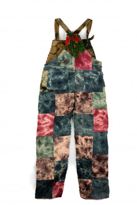 Salopeta de copii - Tie Dye - Model 35 [1]